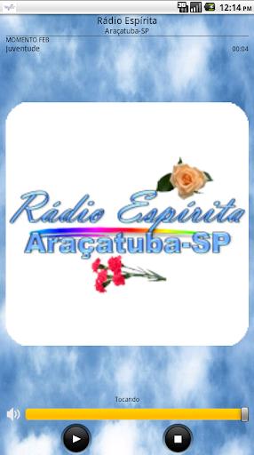 Rádio Espírita Araçatuba-SP