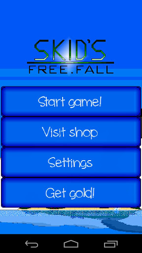 Skid's Free Fall