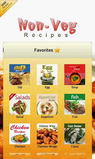 2000 Non-Veg Recipes Cooking