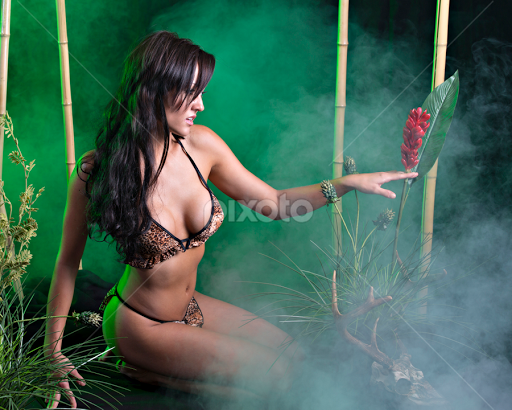 Bikini amazon warriors