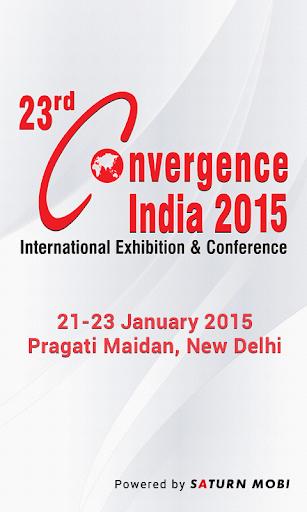 Convergence India 2015