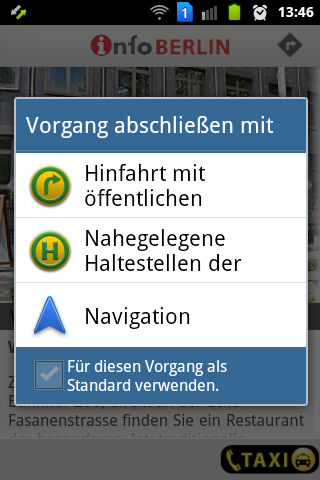 Info Berlin City Guide - screenshot
