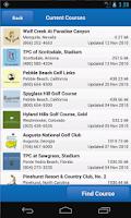 Screenshot of Golf Frontier Pro - Golf GPS