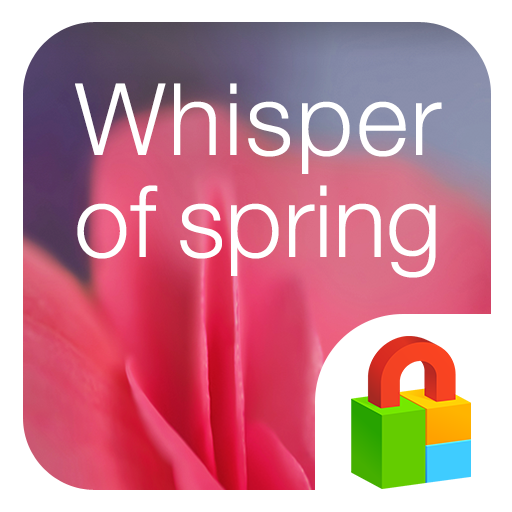 Whisper of Spring Dodol Theme LOGO-APP點子
