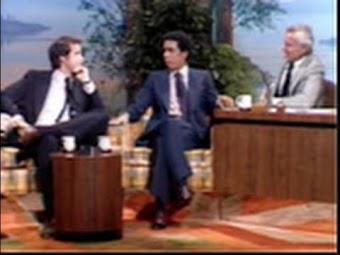 Chevy Chase, Richard Pryor, 5/4/1977