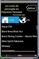 Screenshot of diving in POLYNESIA