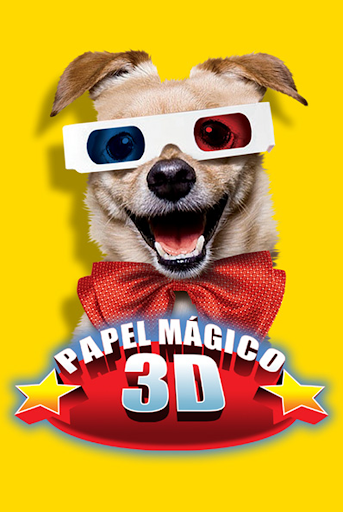 Papel Mágico 3D