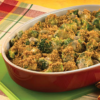 Broccoli & Cheese Casserole.