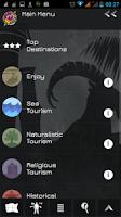 Screenshot of My Crete Guide - Crete, Greece