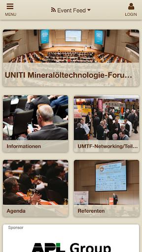UMTF-App
