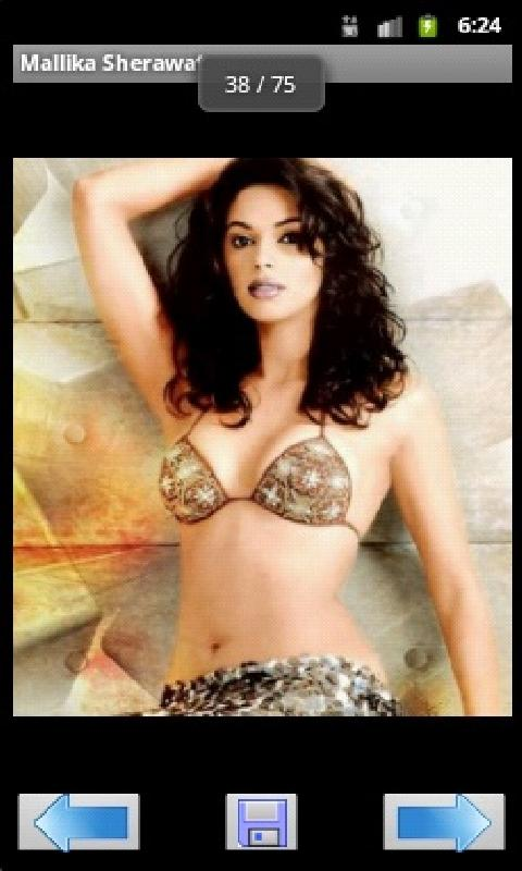 Mallika Sherawat Hot Wallpaper - screenshot