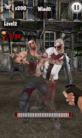 Screenshot of Knife King-Zombie War 3D HD