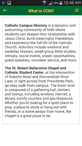 【免費生活App】GMU Catholic Campus Ministry-APP點子