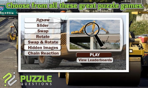 Free Construction Puzzle Games