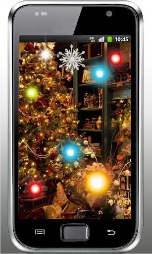 Christmas Songs live wallpaper