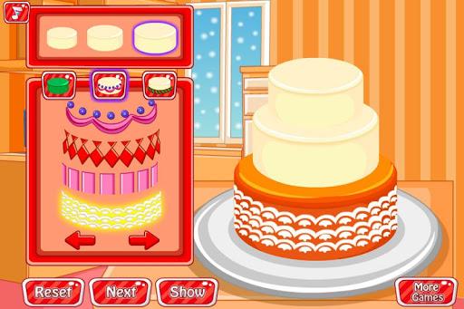 装扮圣诞节三层蛋糕 休閒 App-愛順發玩APP