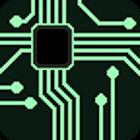Electro Live Wallpaper FREE icon