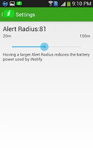 iNotify screenshot
