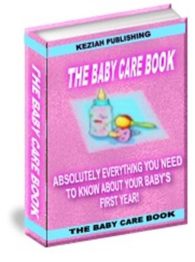 【免費教育App】The Baby Care Book-APP點子
