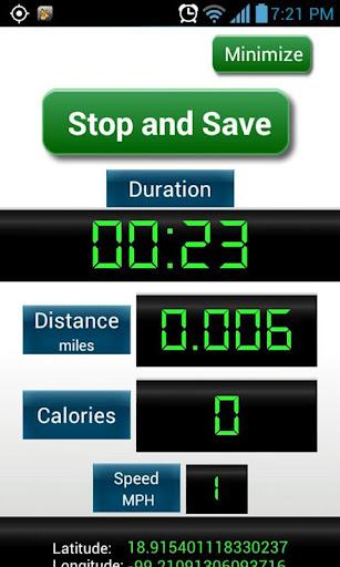 Runnig GPS