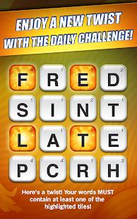 Word Streak:Words With Friends Screenshot 21