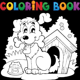 Hayvanlar Boyama Kitabı Hileli Apk Indir 13