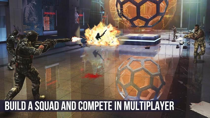 android Modern Combat 5: Blackout Screenshot 2