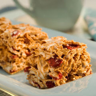 Cranberry Cereal Bars.