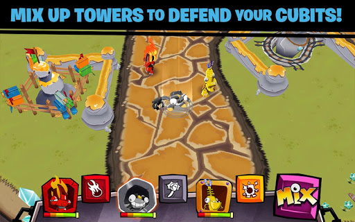 Calling All Mixels Jeux (apk) téléchargement gratuit pour Android/PC/Windows screenshot