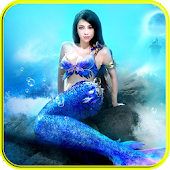 Mermaid 3D Live Wallpaper