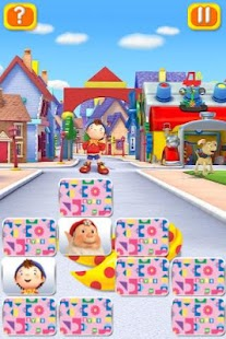 Noddy™ First Steps - screenshot thumbnail