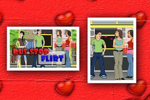 Screenshot of Bus Stop Flirt