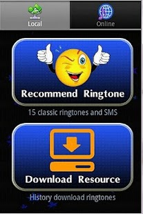 Funny sayings ringtone - screenshot thumbnail