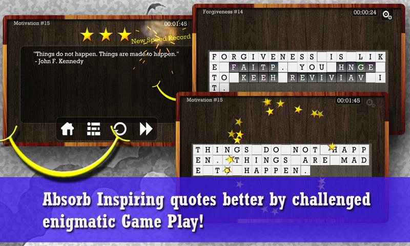 WORD PUZZLE for the SOUL - screenshot