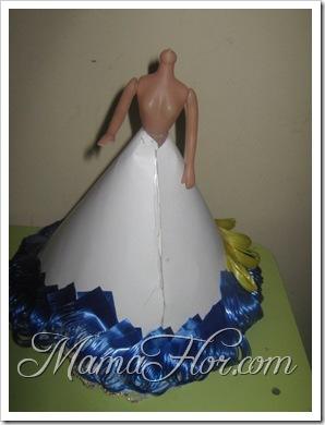 Muñeca Barbie Española 3255