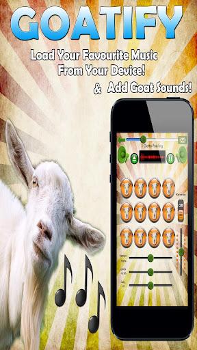Goatify Goat Sound Music Maker