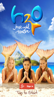 H2O Just Add Water Trivia Game