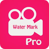 WaterMark,Cutter For Video Pro