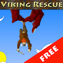 Viking Rescue FREE logo