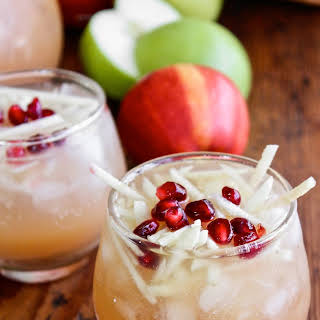 Sparkling Apple Cider Drink Recipes.