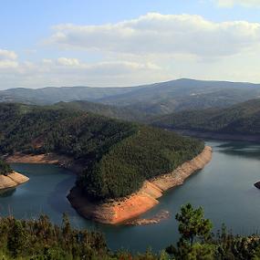 Blue River by Fernando Alves Fotografia - Landscapes Mountains & Hills ( nature, path, landscape )