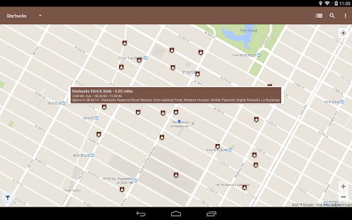 Coffee Finder- screenshot thumbnail