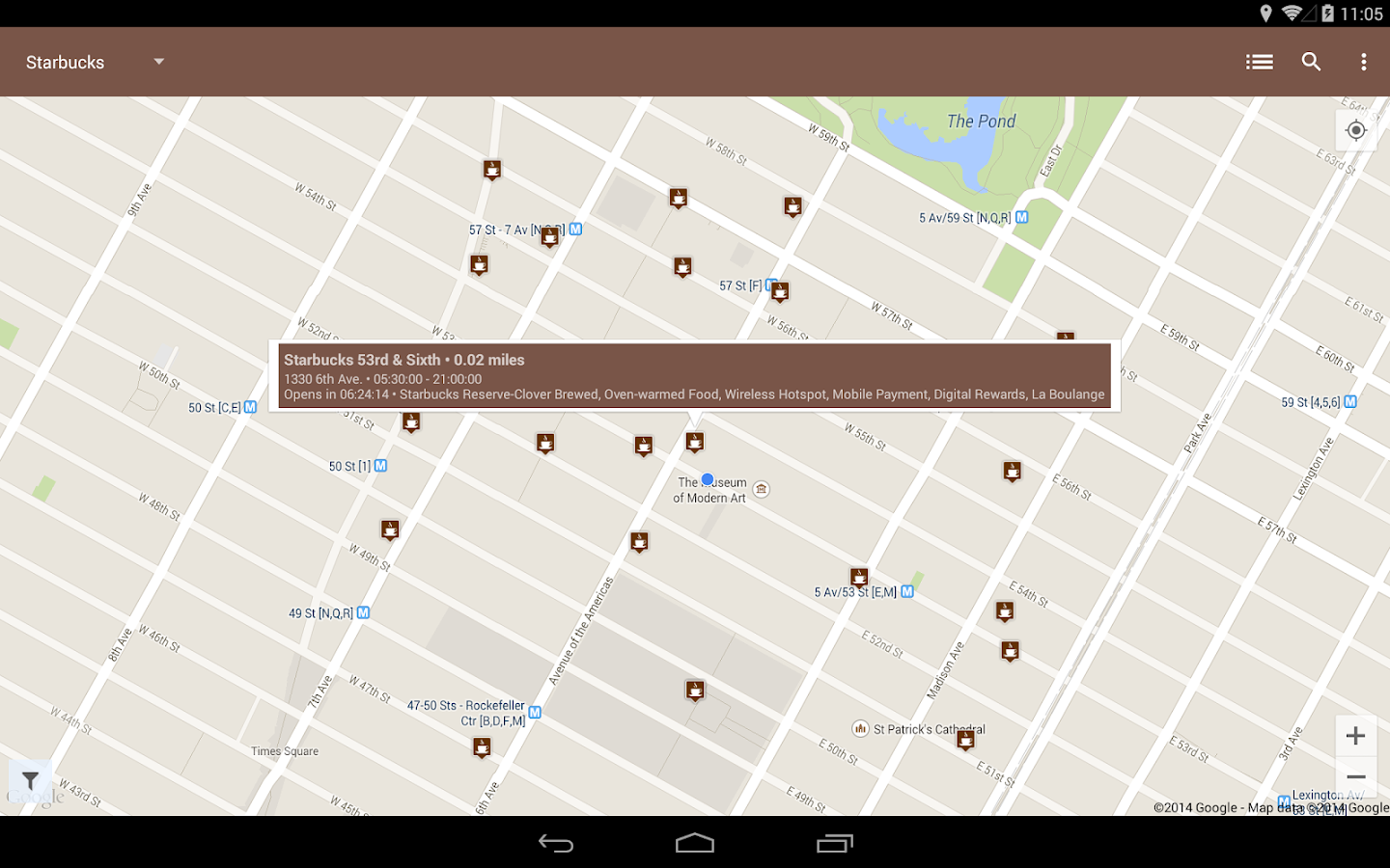 Coffee Finder- screenshot
