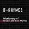 B-Rhymes Dictionary 1.5.6 Apk