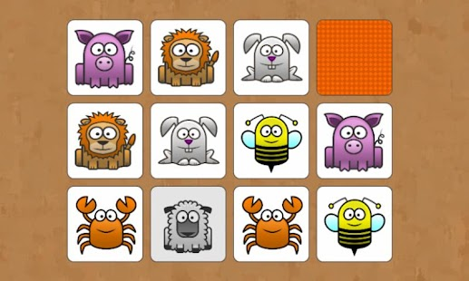 Screenshots for Toddler Memory Cards Free