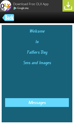 Fathers Day SMS Messages