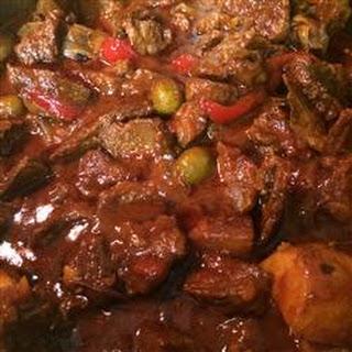 Beef Asado