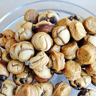 5 Ingredient Blendtec Blender Peanut Butter Banana Muffins.