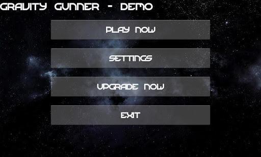 Gravity Gunner - Demo
