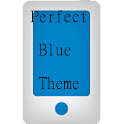 Perfect Blue LG Home Theme icon